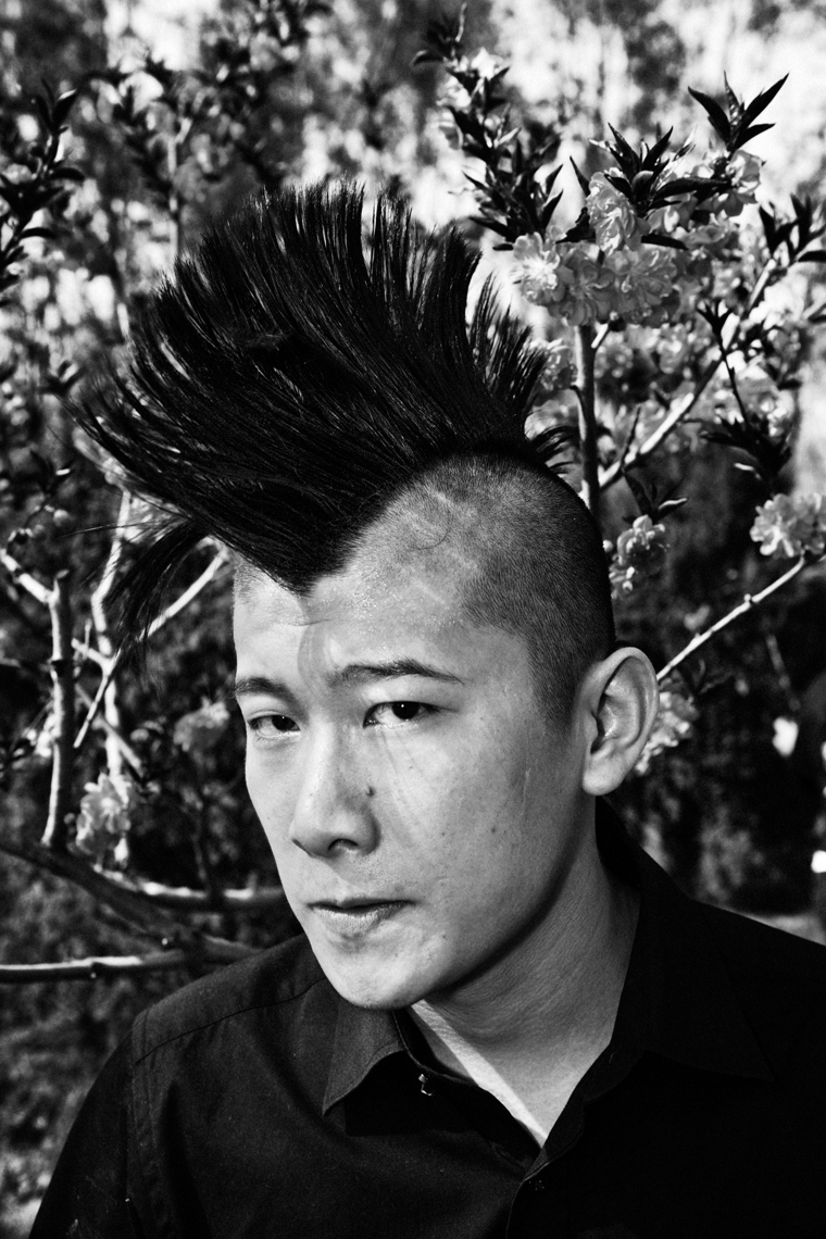 Chinese Punk // Photographer: Aki-Pekka Sinikoski