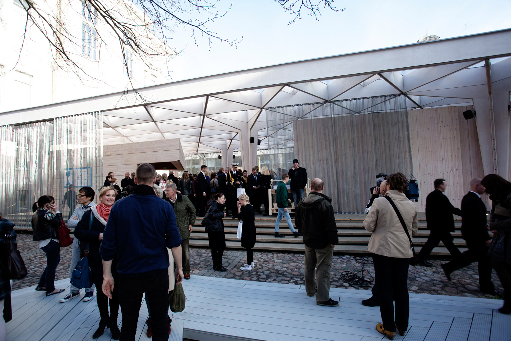 Photos for Aalto University // WDC Helsinki 2012 Pavilion // Photographer: Aki-Pekka Sinikoski