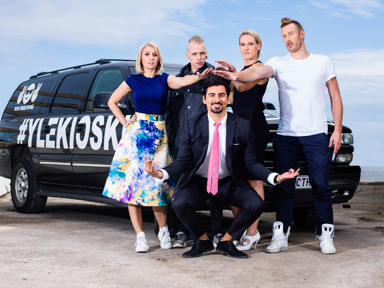 Promo Pictures for YLE Kioski – // Photographer: Aki-Pekka Sinikoski
